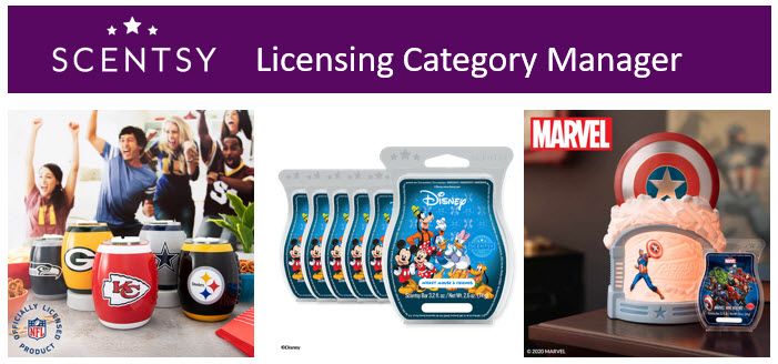 Category Manager Licensing